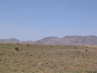 Santa Fe Trail, Socorro NM