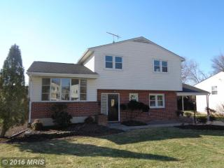 1029 Adcock Road, Lutherville-Timonium MD