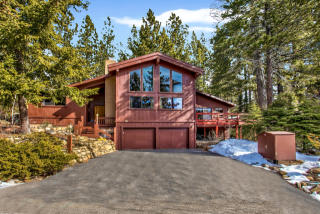 12 Observation Drive, Tahoe City CA
