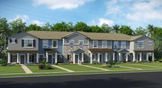 The Arbors at Wiregrass Ranch : The Townhomes by Lennar