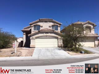 1214 Cobble Lake Avenue, North Las Vegas NV