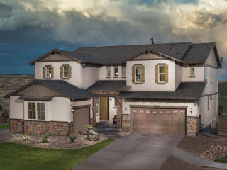 Leyden Rock: Summit Collection by Meritage Homes