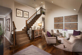 Regency at Ashburn - The Georgetown by Toll Brothers