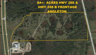 Highway 288 Highway 288 Business 84 Acres, Angleton TX