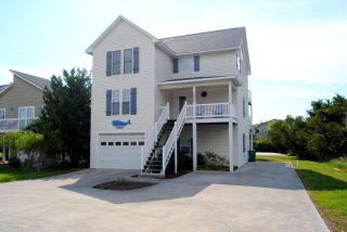 1008 North New River Drive, Surf City NC