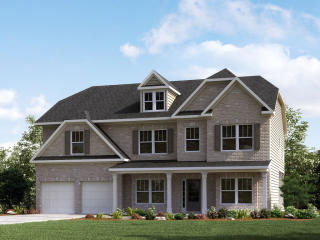 Lakeside Preserve: The Haven Series by Meritage Homes