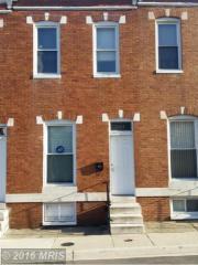 2519 Christian Street, Baltimore MD