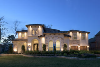 The Woodlands - Creekside Park - Coronet Ridge by Toll Brothers