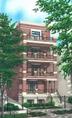 861 West Roscoe Street #3, Chicago IL
