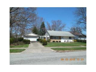 1634 Memorial Drive, Springfield OH