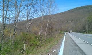 State Route 209, Phillipsport NY