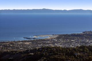 Gibraltar Road, Santa Barbara CA