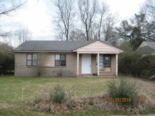 3764 Windermere Road, Memphis TN