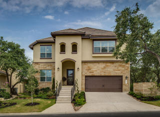 The Gardens at the Dominion by Scott Felder Homes