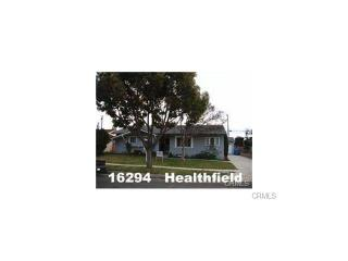 16294 Heathfield Drive, Whittier CA