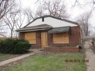 14933 Evans Avenue, Dolton IL