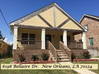 6198 Bellaire Drive, New Orleans LA