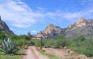 2484 South Old Canyon Road, Portal AZ