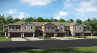 The Arbors at Wiregrass Ranch : The Town Estates by Lennar