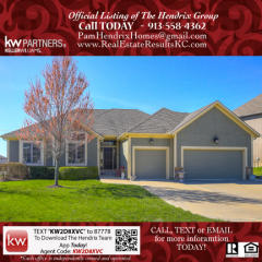 20261 West 223rd Terrace, Spring Hill KS