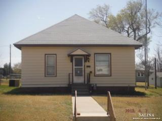 123 West South Street, Lincoln KS