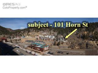 101 Horn Street, Black Hawk CO