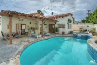 1833 Palm Canyon Drive, Palm Springs CA