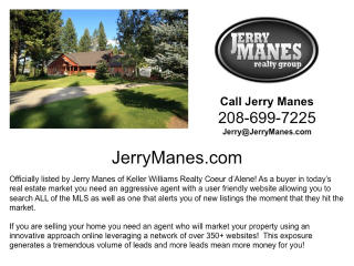 22190 North Ranch View Drive, Rathdrum ID