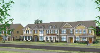 Cypress Village Townhomes by Mungo Homes