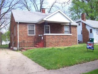 1404 East Logan Street, Decatur IL