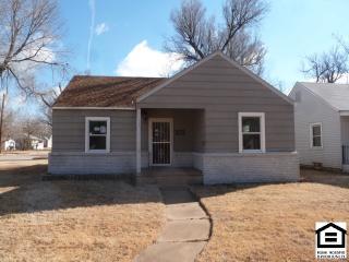 1102 South Martinson Street, Wichita KS