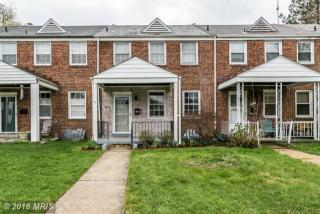 413 E Belvedere Avenue, Baltimore MD