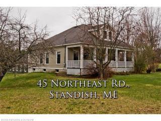 45 Northeast Road, Standish ME