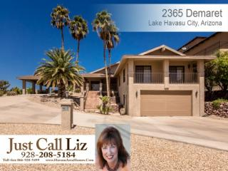 2365 Demaret Drive, Lake Havasu City AZ