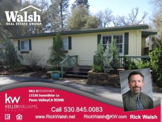 17230 Sweetbriar Lane, Penn Valley CA