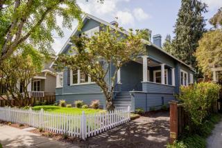1245 Cabrillo Avenue, Burlingame CA