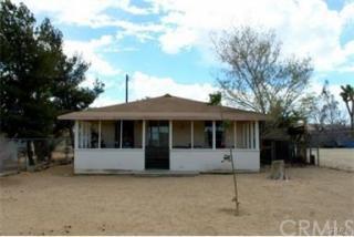 59165 David Avenue, Yucca Valley CA