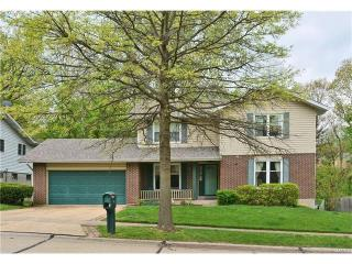 1163 Crested View Drive, Saint Louis MO