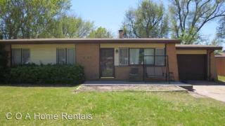 1325 N Brunswick St, Wichita, KS 67212