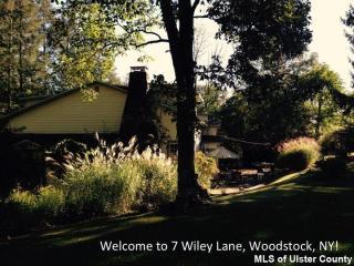 7 Wiley Ln, Woodstock, NY 12498