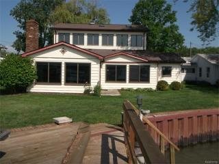 2075 South Channel Drive, Harsens Island MI