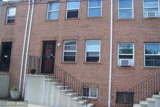 2126 Brunt Street, Baltimore MD