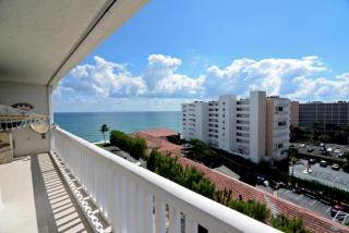 3570 South Ocean Boulevard #807, South Palm Beach FL