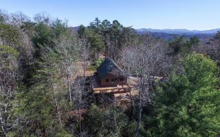 1240 Dividing Ridge Road, Mineral Bluff GA