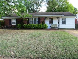 4961 Sea Isle Road, Memphis TN