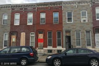 1741 East Federal Street, Baltimore MD