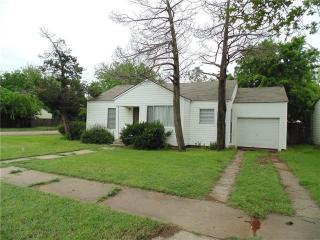 1901 South 18th Street, Abilene TX