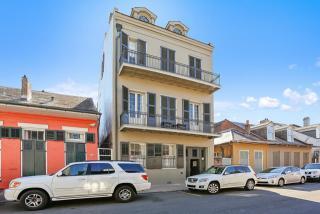 1124 Burgundy Street, New Orleans LA
