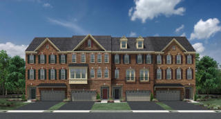 Moorefield Green - The Woodside by Toll Brothers