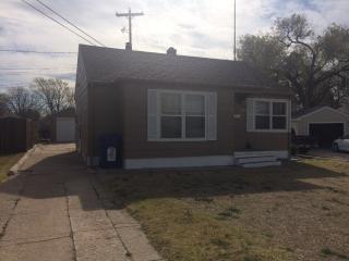 1702 Elm St, Hays, KS 67601